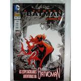 A Sombra De Batman Nº 11 Os Novos 52!