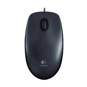 Mouse Usb M100 Preto Logitech