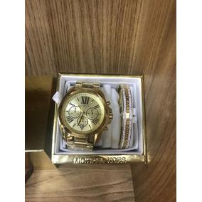 Kit Pulseira Michael Kors Original - Joias e Relógios no Mercado ... 68e87454a4