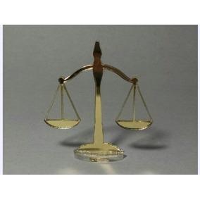 40 Lembrancinhas De Formatura (balanças Direito)