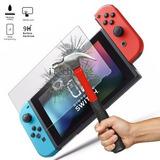 Mica De Cristal Templado Para Nintendo Switch Envío Gratis