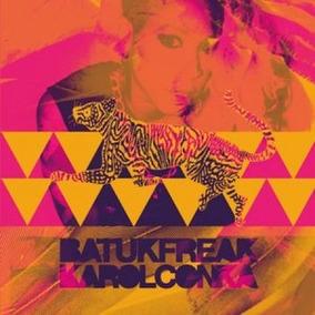 Lp Karol Conka - Batukfreak Vinyl Importado (lacrado)