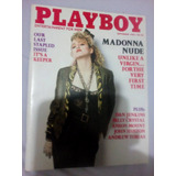 Playboy Americana Madonna 1985 - Raríssima.