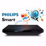 Blu-ray Philips 3d, Miracast, Netflix Y Youtube, Wi-fi