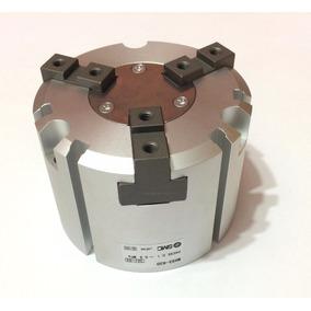 Pinza Neumatica 3 Dedos Smc Robotica Pick & Place Mhs3-63d