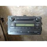 Radio Am Fm Corolla 2013 Xei