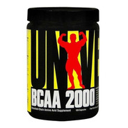 Bcaa 2000 Universal 120 Amino Leucina Isoleucina Valina