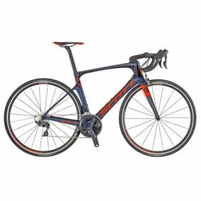 Bicicleta Scott Foil 20 2018 Shimano Carbono Syncros