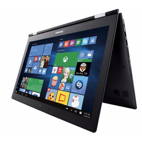 Notebook Lenovo Edge 2-1 I7/8gb/1tb/ Full Hd Touch/ W10/2017