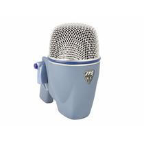 Microfone Para Instrumento Bateria Percussão Baixo Jts Nx-2