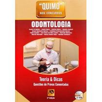 Quimo Nos Concursos Odontologia 2 Edição - Livro Digital Pdf