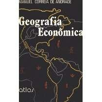 Geografia Economica- 7a Edicao - Manuel Correia De Andrade