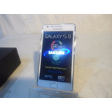 Galaxy S2 I9100 Samsung Con Gps 16gb 8mp 4.3 Blanco Liberado