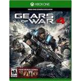 Gears Of War 4 En Español Xbox One Nuevo Sellado