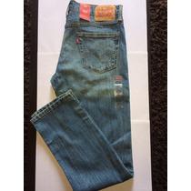 Levis 511 Para Caballeros Talla 34 X 32 Slim 100% Original