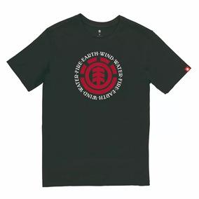 Remera Hombre Element Seal 21188012 Cne