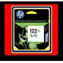 Cartucho Hp 122xl Color Original Ch564hl Nuevo Caja Cerrada
