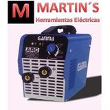Soldadora Inverter Gamma 130 Amp Electrodos 1,6 - 3,2 Mm