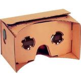 Google Cardboard Lentes Realidad Virtual Vr 3d Android Iphon