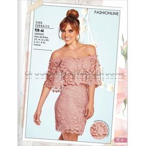 Vestidos cortos de color rosa palo