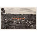 Antigua Postal Foto Alba Rio Ceballos Sierras De Cordoba