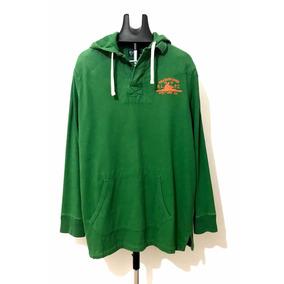 Sudadera Polo Ralph Lauren Club Edition Verde L Perf Cond