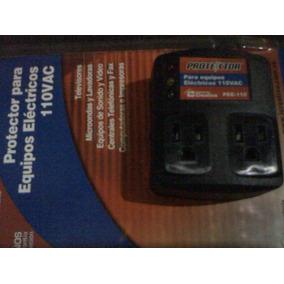 Protector 110v Para Equipos Electrónicos Maraca Protektor