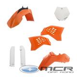 Kit Plasticos Ktm Sx 65 2012 2014 Minicross Acerbis Full Kit
