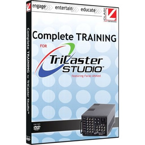 Class On Demand: Complete Training For Newtek Tricaster Stud