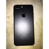 Iphone 7 Plus 32 Gb Negro Mate Usado Como Nuevo