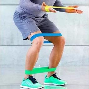 Faixa Elástica Extensora Exercício Ginástica Fitness Barato