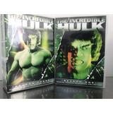 Box O Incrível Hulk Série Clássica Anos 80 - Digital