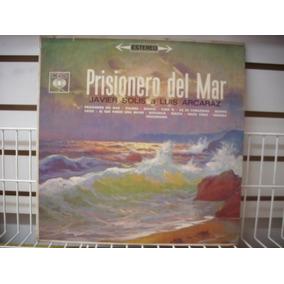 Javier Solís - Prisionero Del Mar Lp ( Vinil ) Nacional