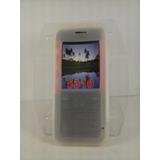 Capa Silicone Gelo Nokia 5310 N5310 Xpressmusic