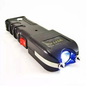 Máquina Aparelho De Choque Lanterna Defesa Pessoal Novidade