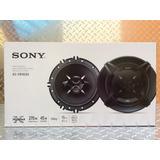 Juego De Bocinas Sony Xs-fb1630 6.5 Pulgadas Redondas
