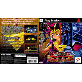 Yu-gi-oh! Forbidden Memories Pt Br Ps1 Ps2