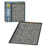 Rompecabezas Fallout Perk Poster Puzzle 550 Piezas Colección