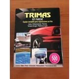 Trimas Kit Parche 500 Cm- Sinteplast. Resina Y Fibra De Vidr