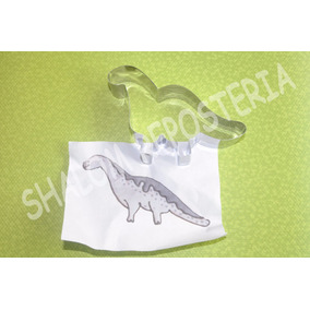 *cortador De Galletas Dinosaurio Cuello Largo Royal Fondant