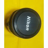 Lente Micro Nikon Nikkor 60mm, F2.8
