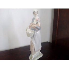 9176d8dca Figuras Porcelana Lladro Subasta - Esculturas Antiguos en Mercado ...