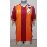 Camiseta Galatasaray 2014-2015 Titular Nike Original Nueva