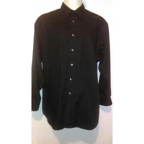 Camisa Puritan Talla Extra 2xl Negra Pide Tu Envío Gratis