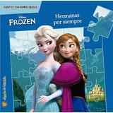 Frozen Cuentos Con Rompecabezas Libro Para Niños