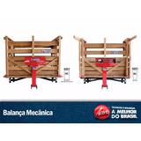 Balanca 6001 - Bc (brete Seringa) Com Capacidade De 1500 Kg/