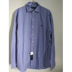 Camisa Ralph Lauren- 100% Originais - Ver Cores E Tamanhos