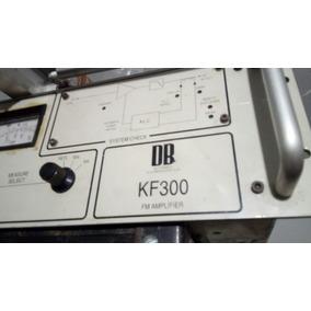 Amplificador Profesional Fm 250w Transmisor Italiano