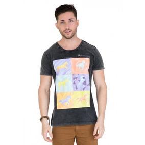 Kit Com 2 Camisetas Escaramuça - Frete Grátis!