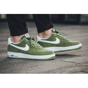 nike air force gamuza hombre